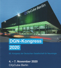 CityCube Berlin 93. DGN Kongress 2020